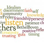 """820e0 wordle bethelboven den haag 150x150 1 - """"From love, to generosity, to life"""""""