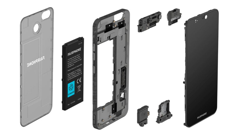 fairphone 3 the most modular fixable and sustainable smartphone of the world via neos blog - Fairphone 3! The phone that dares to be fair #daretocare