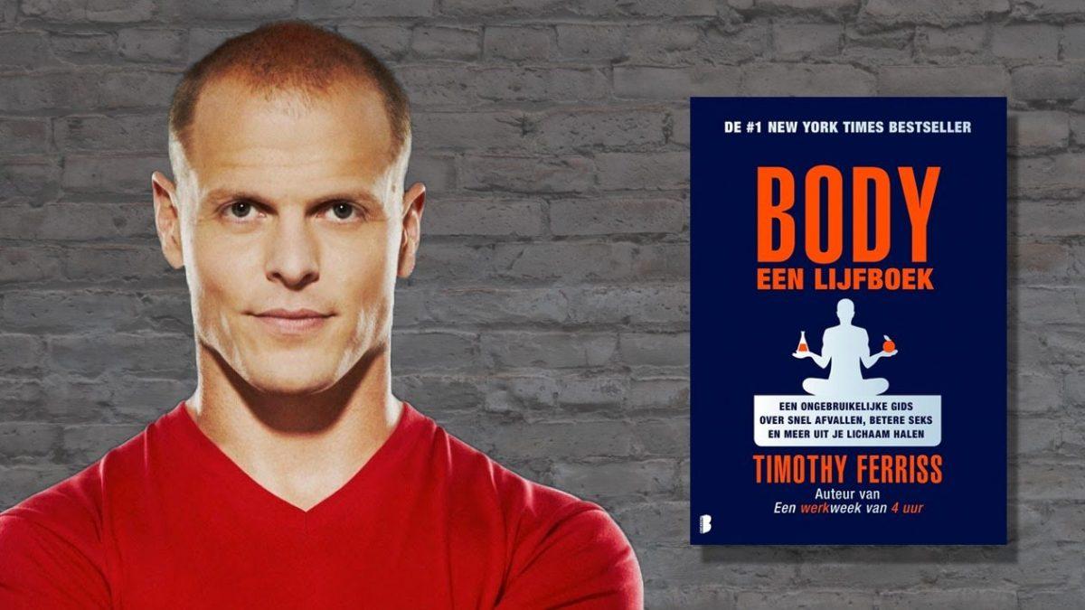 The 4 Hour Body. Body een lijfboek REVIEW